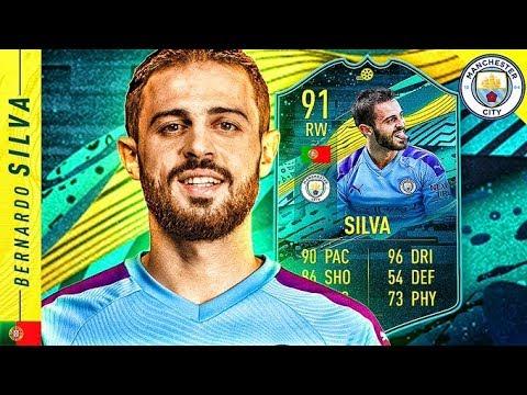 SHOULD YOU DO THE SBC?! 91 MOMENTS BERNARDO SILVA REVIEW!! FIFA 20 Ultimate Team