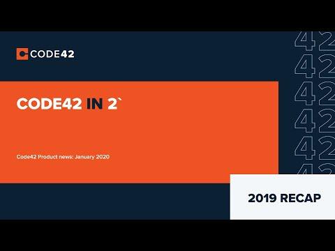 January 2020: Code42 in 2`