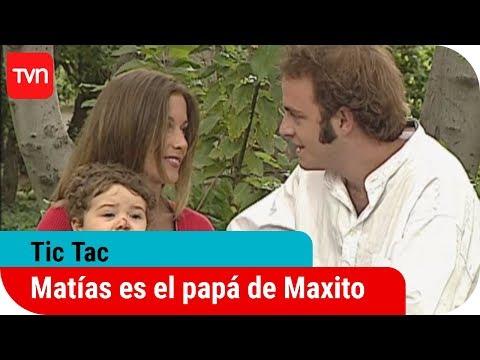¡Matías es el papá de Maxito! | Tic Tac - T1E88