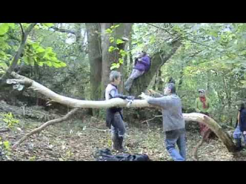 time-lapse movies blackdown hills