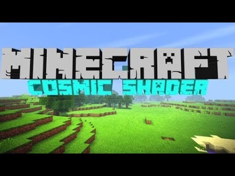 CSSBE (Cosmic's Super Shader Bedrock Edition) Preview