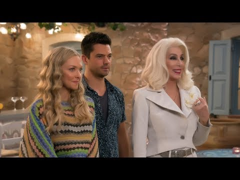 MAMMA MIA! 2 Here We Go Again Clips & Songs Compilation