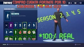 💥 FORTNITE CHETADA ACCOUNT SWEEPSTAKE IF YOU SUBSCRIBE/ (SKINS, BAILES, PICOS SEASON 2,3,4,5) #SXS