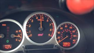 Acceleration test with: 2006 Subaru Impreza WRX STI 2.5 Turbo (USDM...