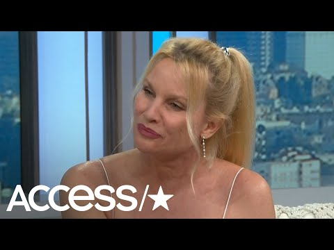 Nicollette Sheridan Is 'Disturbed' By College Scam And Calls It 'Disgraceful' | Access
