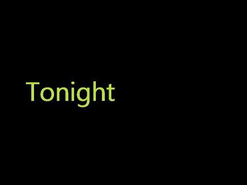 The Chainsmokers & ZAYN - Tonight (Lyrics Video)
