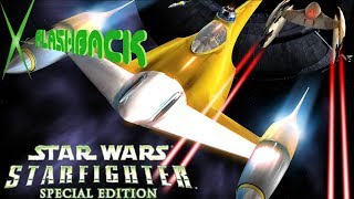Star Wars Starfighter: Special Edition (Xbox)-Viridian Flashback