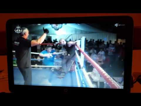 UBBAD Donald McPhee vs Billy Burton round 3