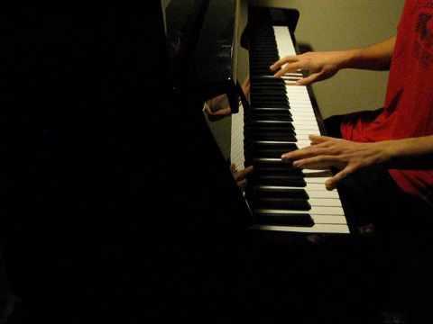 Sigur Ros - Fljotavik ( Piano )