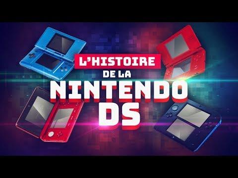 L'histoire de la Nintendo DS