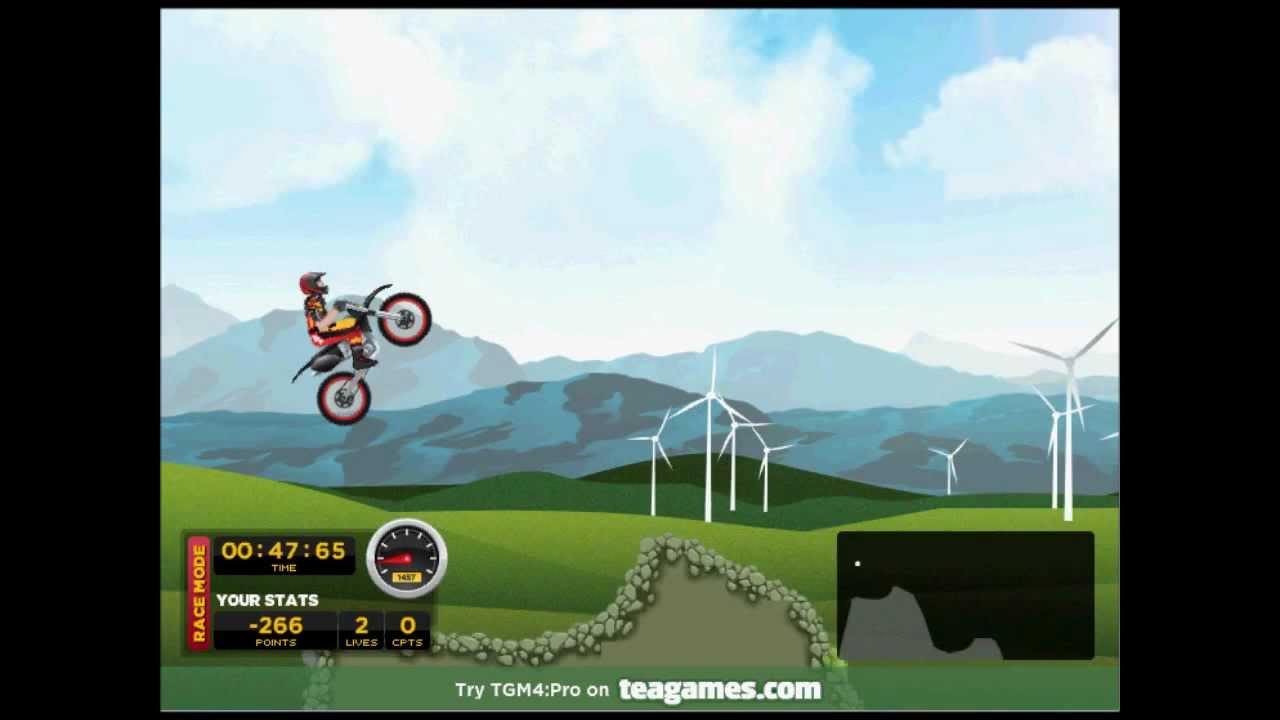 motocross 4 teagames