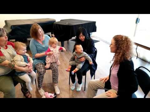 Music, Movement & Make-Believe (0-2 years old)