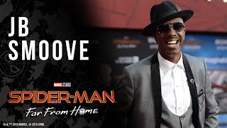 JB Smoove on joining the Marvel Cinematic Universe in Spider-Man: Far From Home