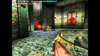 FREE ONLINE FPS - Quake Live - (Game 1)