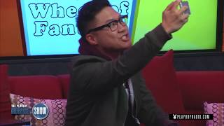 Repeat youtube video Wheel of Fantasy with Timothy DeLaghetto! | The Playboy Morning Show