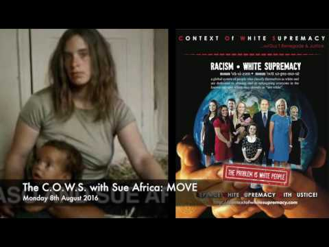 The C.O.W.S. with Sue Africa: MOVE