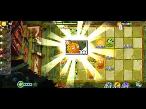 Plants vs Zombies 2 Free Planting Flowers Conquer # 007