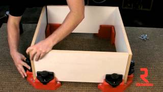 Richelieu Hardware - Assembly Block Cabinet System Introduction