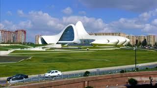 Heydar Aliyev Center Baku - Azerbaijan (HD1080p)