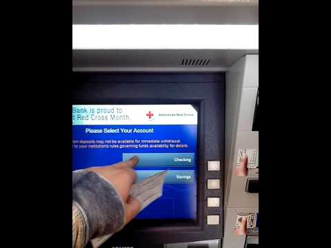 us bank atm check deposit - Can You Deposit A Check To A Prepaid Card