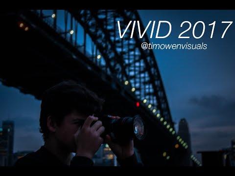 VIVID 2017 // TIM OWEN