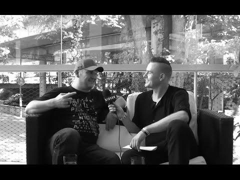 Jorn van Deynhoven interview, Zürich Street Parade 2015