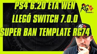 PS4 6.20 ETA WEN. Superban Theme. Firmware Switch 7.0.0 llegó.