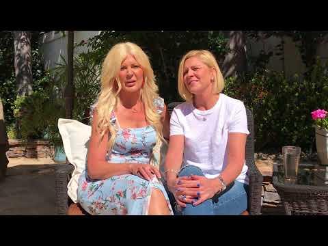 Fredagshälsning från Maria Montazami och syster Catharina