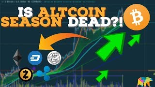 Is ALT COIN season DEAD?!-- ( ARCANE BEAR)