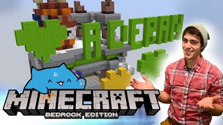 Minecraft Monday Livestream - Bedrock Realms and Java Mingames [with viewers!]