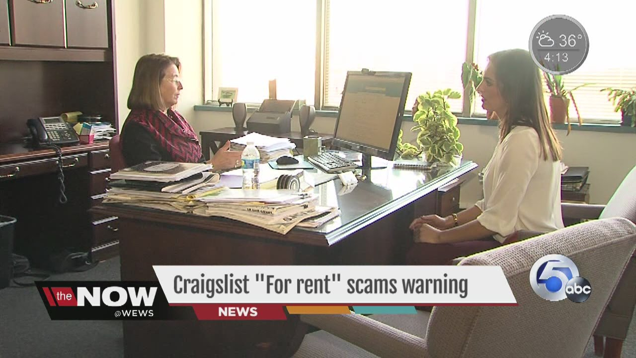 Craigslist Scammers Renting Out Cleveland Homes They Donu0027t Own  Tara Molina    YouTube
