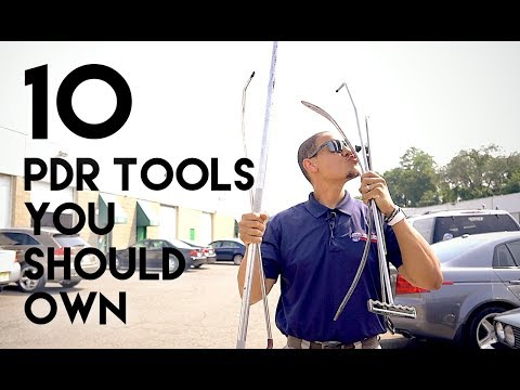 10 tools every PDR technician should own!