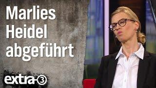 Christian Ehring im Gespräch mit Marlies Heidel (AfD-MdB) – Abgeführt