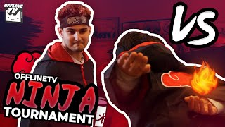 OFFLINETV NINJA GAME TOURNAMENT (LOSERS GET TASED)