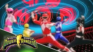 mighty morphin power rangers alternate opening 1   season 1 reversion