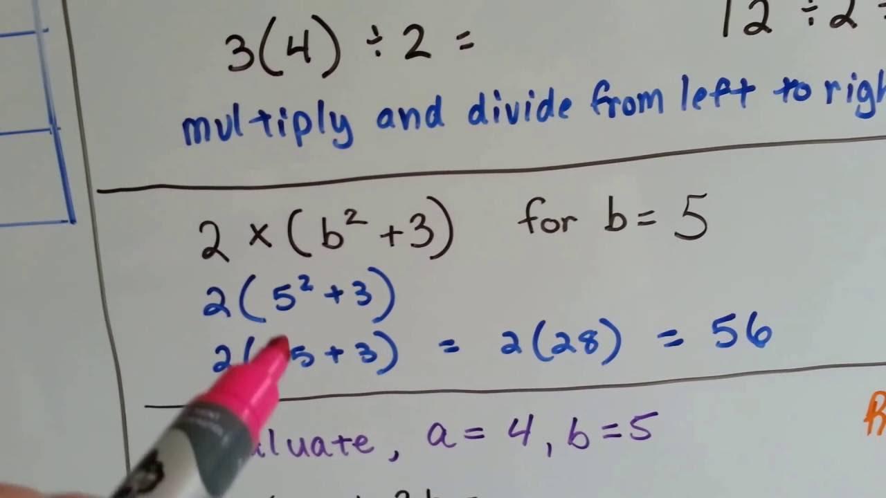 medium resolution of Grade 6 Math #1.8