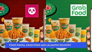 FOOD PANDA | GRAB FOOD | LALAMOVE | DELIVERY SERVICES screenshot 3