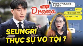 Seungri bị oan và chúng ta bị truyền thông dắt mũi ? - Hít Hà Drama thumbnail