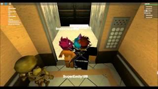 Vamos jogar: ROBLOX! -O elevador normal! (44)