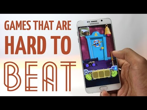 7 Android Games that are Hard to Beat