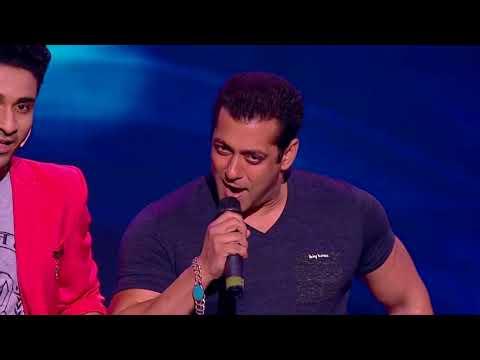 Raghav and Salman Khan rock the Dance plus stage || Main Hoon Hero Tera