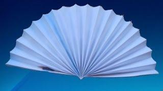 ВЕЕР. Оригами Своими Руками из Бумаги для Начинающих. Видео(ПОДАРОК моим зрителям ЗДЕСЬ: http://bit.ly/1BS7MOX В этом видео я научу Вас делать своими руками оригами для..., 2014-12-24T21:49:03.000Z)