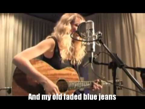 Tim Mcgraw - Taylor Swift (Live+Lyrics)