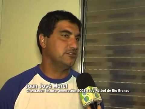 Rio Branco: La liga de baby futbol se prepara - lagunamerin.net - canal 8