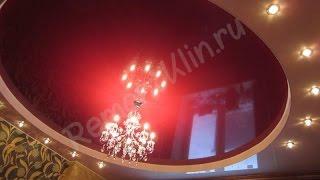 Потолок в квартире фото(Создать уникальный интерьер или обновить внешний вид жилья нельзя без качественной отделки потолка в квар..., 2014-09-24T06:53:25.000Z)