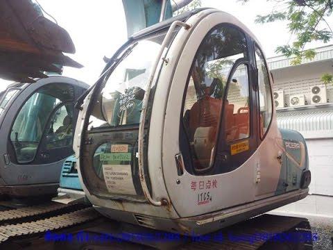 รถขุด โกเบ SK100 # YW07262 : Excavator มือสอง นำเข้าจากญี่ปุ่น โทร.กุ้ง:0813062283