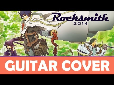 [GP5 TAB] MAN WITH A MISSION - Database (Log Horizon OP 1) Full Rocksmith Guitar Cover
