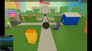 ROBLOX - Nettoyage Simulateur Speedrun Any% Solo 22:45.96