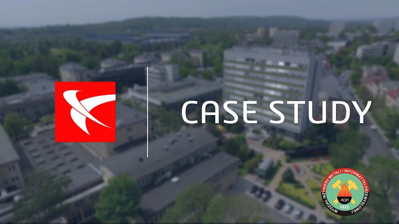 Wydział Inżynierii Materiałów i Informatyki Przemysłowej AGH - SOLIDWORKS Customer Case Study