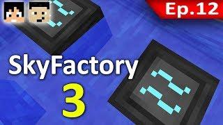 🏭 มายคราฟ: Sky Factory 3 - พลังงานที่มองไม่เห็น (GP) #12